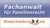 Fachanwalt für Familienrecht bei Ehescheidung24.de